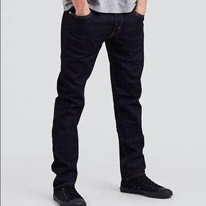 Boy's Levi 511 Slim - Size 16reg.Black
